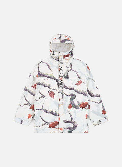 Winter Jackets Huf Avalanche Parka