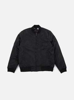 Huf - Cleon Reversible Bomber Jacket, Black 1