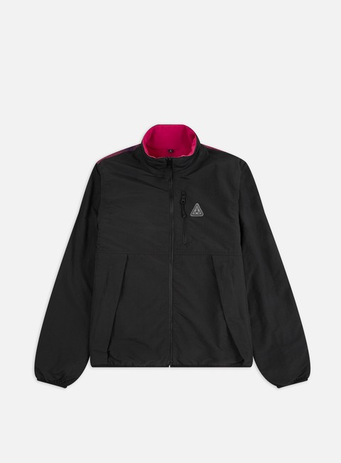Sale Outlet Intermediate Jackets Huf Crisis Reversible Jacket