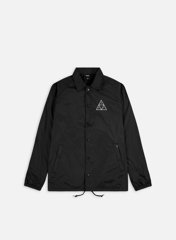 Huf Essentials TT Coach Jacket