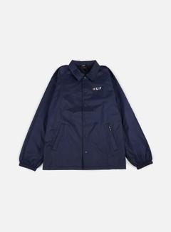 Huf - Gradient OG Coach Jacket, Navy 1