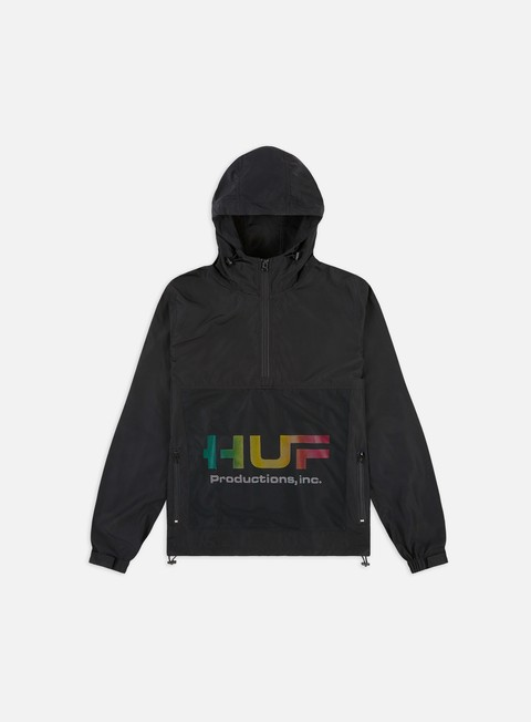 Giacche Leggere Huf Huf Productions Inc Anorak
