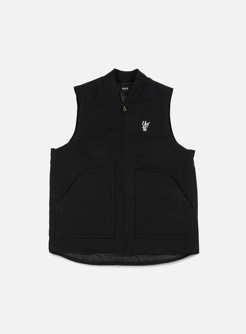 Vest Jackets Huf Kilo Whiskey Vest