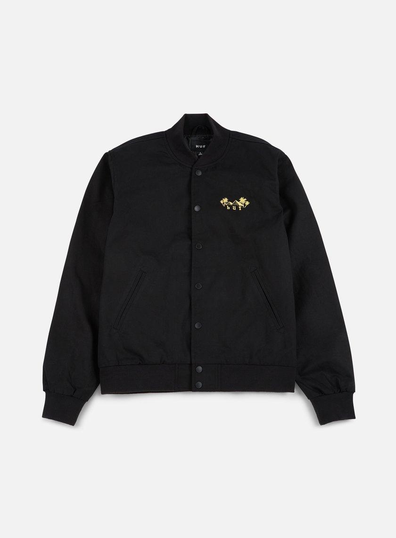 Huf - Kingston Jacket, Black