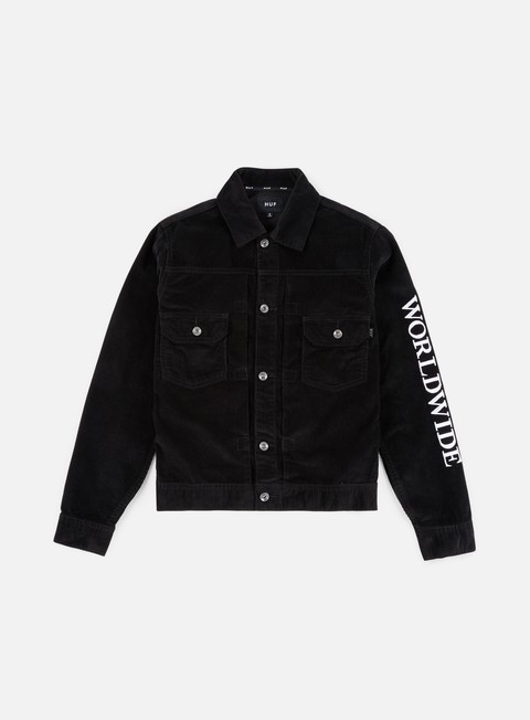 Light Jackets Huf Lennox Jacket