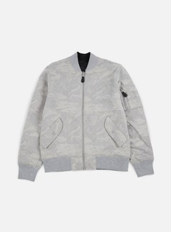 Huf - MA-1 Tonal Jacket, Grey 1