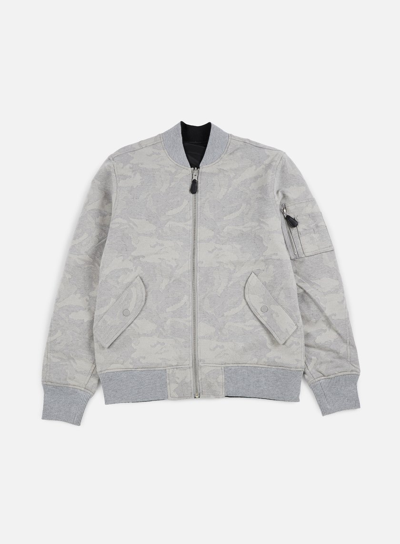 Huf - MA-1 Tonal Jacket, Grey