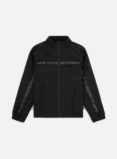 Light Jackets Huf Marathon Track Jacket