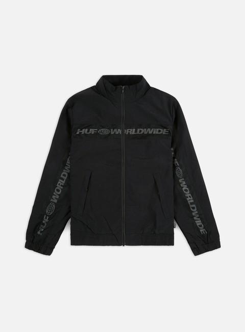 Giacche Leggere Huf Marathon Track Jacket