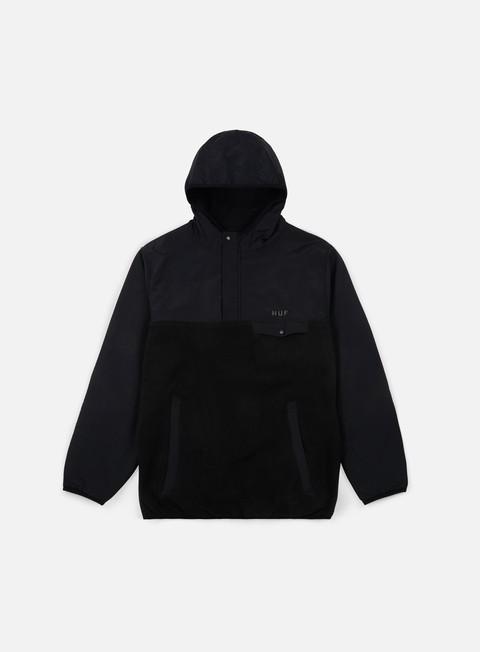 Sale Outlet Intermediate jackets Huf Muir Hooded Jacket