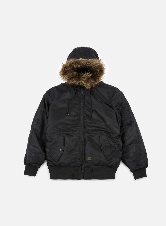Huf N2B Reversible Jacket