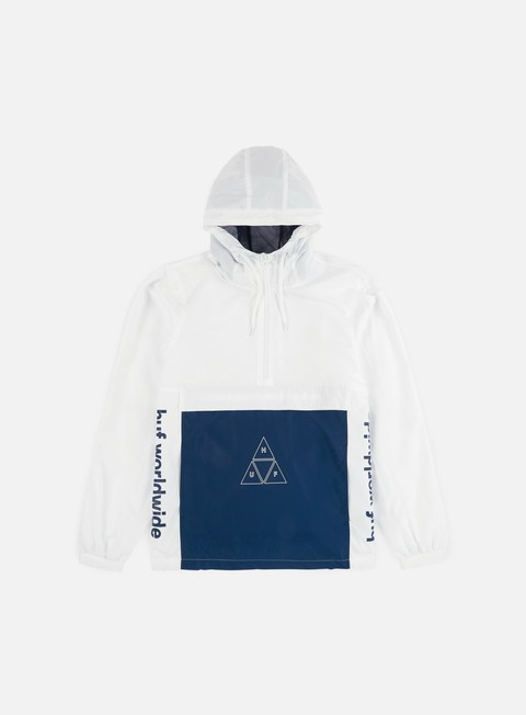 Light Jackets Huf Peak 3.0 Anorak Jacket