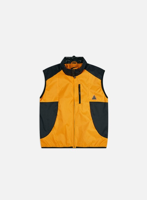 Sale Outlet Light Jackets Huf Peak Tech Vest