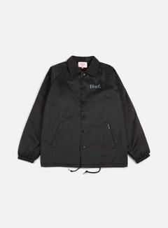 Huf - Pink Panther Coach Jacket, Black 1