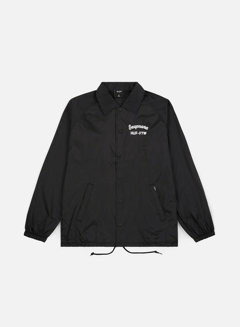 Giacche Leggere Huf Sayonara Coaches Jacket