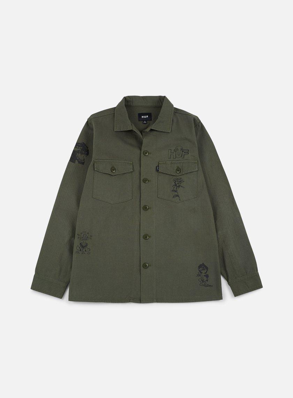 Huf Scrawl BDU Jacket