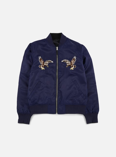 Light Jackets Huf Souvenir MA-1 Jacket