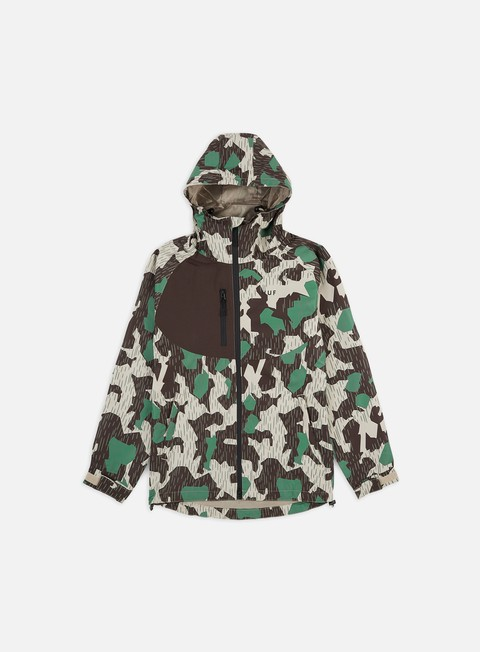 Huf Standard Shell 2 Jacket