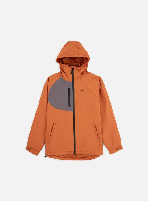 Windbreaker Huf Standard Shell 2 Jacket