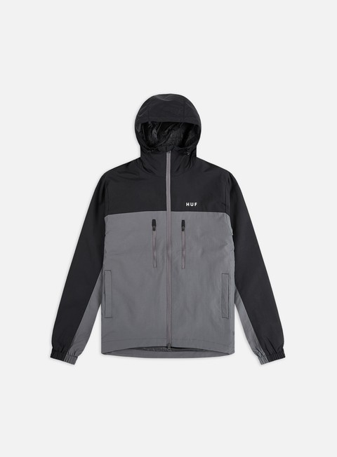Sale Outlet Light Jackets Huf Standard Shell 3 Jacket