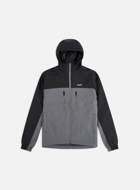 Outlet e Saldi Giacche Leggere Huf Standard Shell 3 Jacket