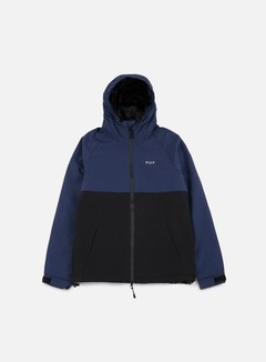 Huf - Standard Shell Jacket, Navy/Black 1