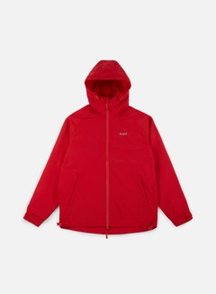 Huf - Standard Shell Jacket, Red