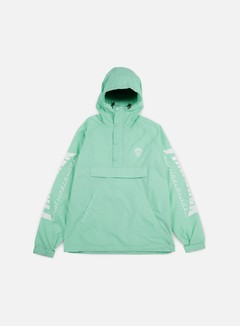 Huf - Thrasher TDS Anorak Jacket, Mint 1