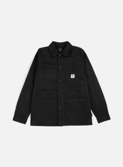 Huf - Thrasher TDS Chore Jacket, Black 1