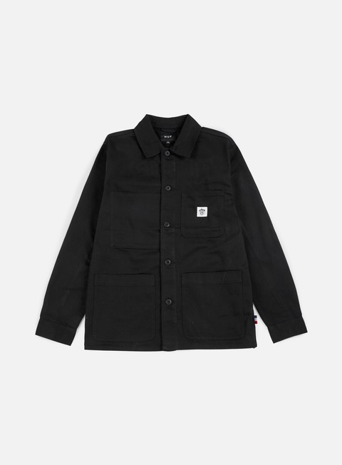 Light Jackets Huf Thrasher TDS Chore Jacket