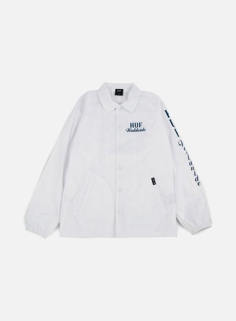 Giacche Leggere Huf Ultra Coach Jacket