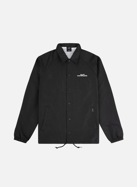 Giacche Leggere Huf Untitled Coaches Jacket