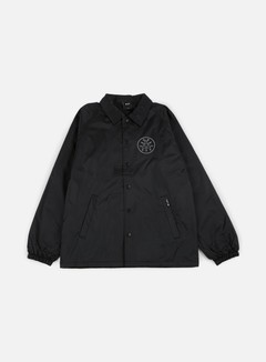 Huf - Voltage Coach Jacket, Black 1