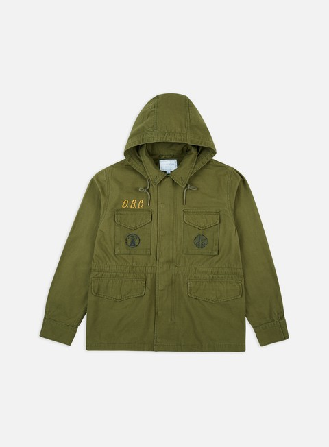 Light Jackets Huf Woodstock Objectror M65 Jacket
