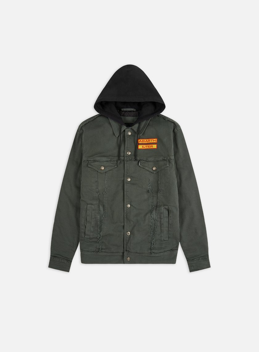 Iuter Abarth Patch Redford Jacket