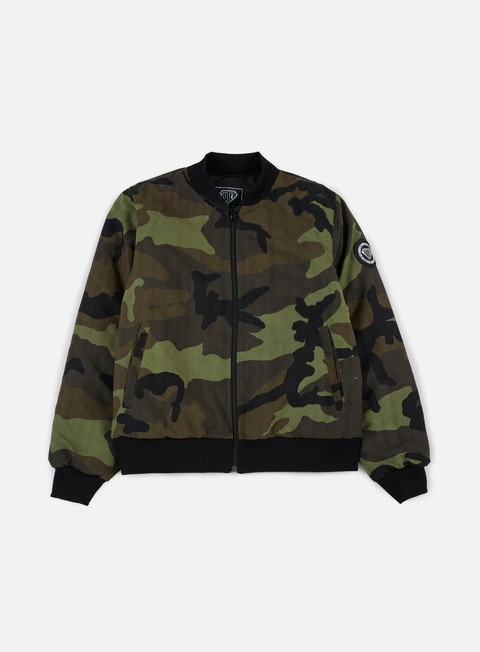 Outlet e Saldi Giacche Intermedie Iuter Camo Walker Jacket