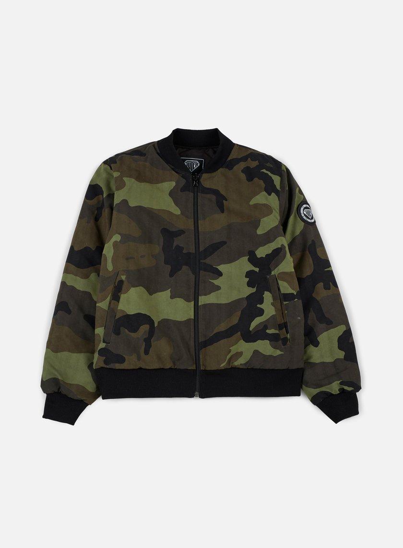Iuter - Camo Walker Jacket, Camo/Black