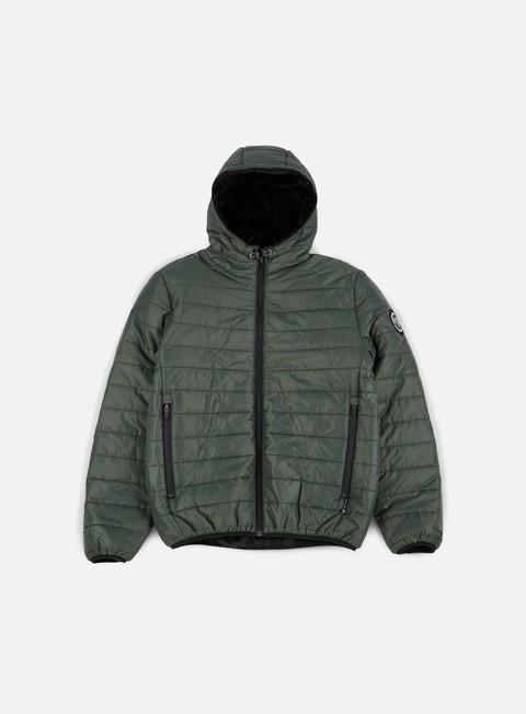 giacche iuter teddybear alan jacket olive