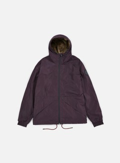 Iuter - Teddybear Tundra Jacket, Purple