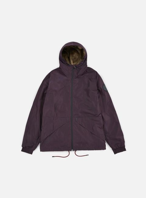 giacche iuter teddybear tundra jacket purple