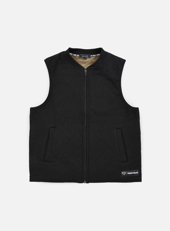 Iuter - Teddybear Vest, Black