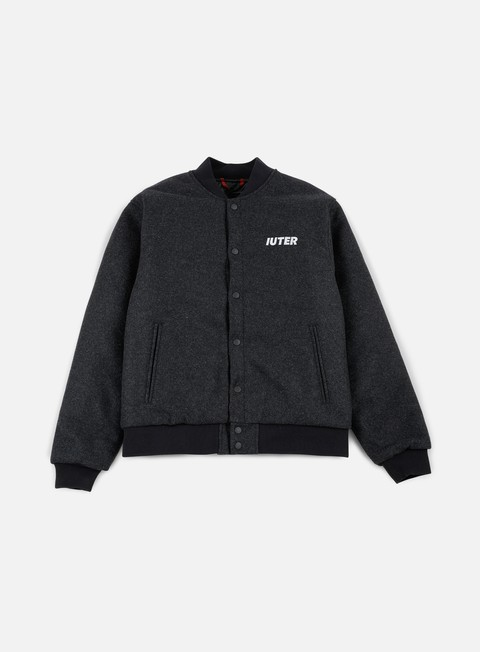 Bomber Jackets Iuter Zefiro Growl Varsity Jacket