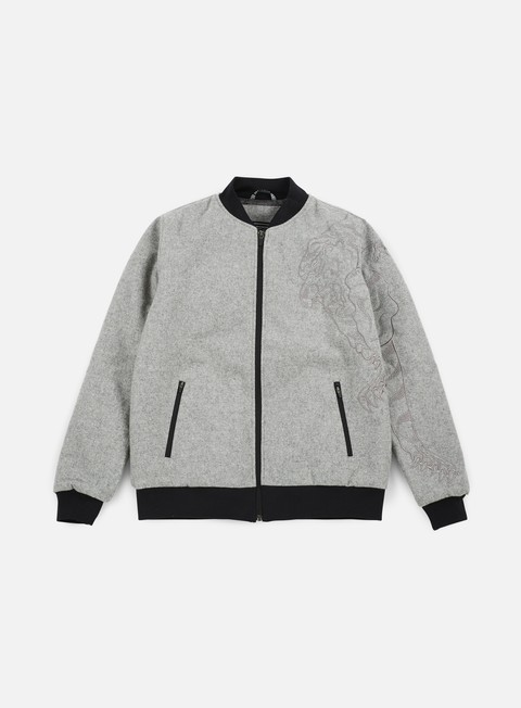 Giacche Invernali Iuter Zefiro Nepal Varsity Jacket