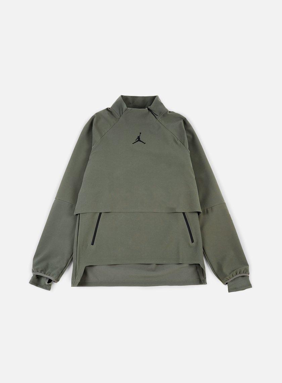 Jordan - 23 Tech Shield Jacket, River Rock/Black