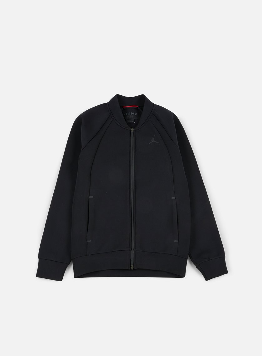 Jordan - Flight Teck Jacket, Black/Black