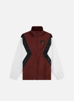Jordan - Flight Warm-up Jacket, Gym Red/White/Black
