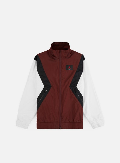 Light Jackets Jordan Flight Warm-up Jacket