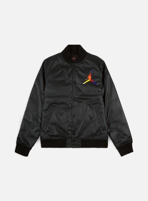 Bomber Jackets Jordan Spirit DNA HBR Satin Jacket