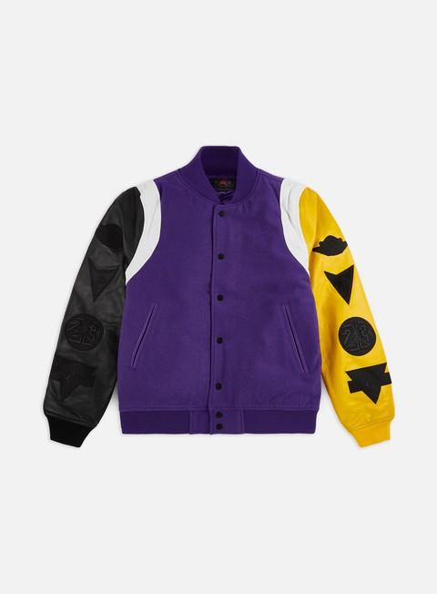 Giacche Intermedie Jordan Sport DNA Varsity Jacket