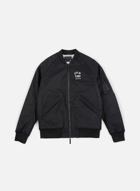 Giacche Intermedie Jordan Wings City Of Flight MA-1 Jacket